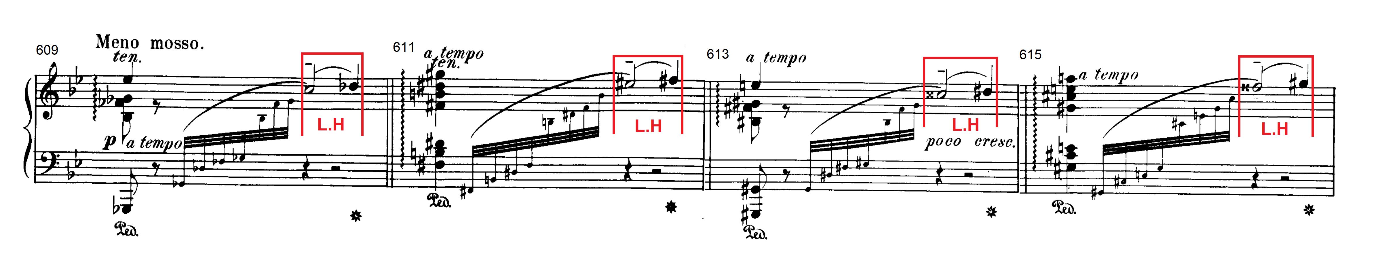 Tchaikovsky Piano Concerto No.1 Masterclass 1.10