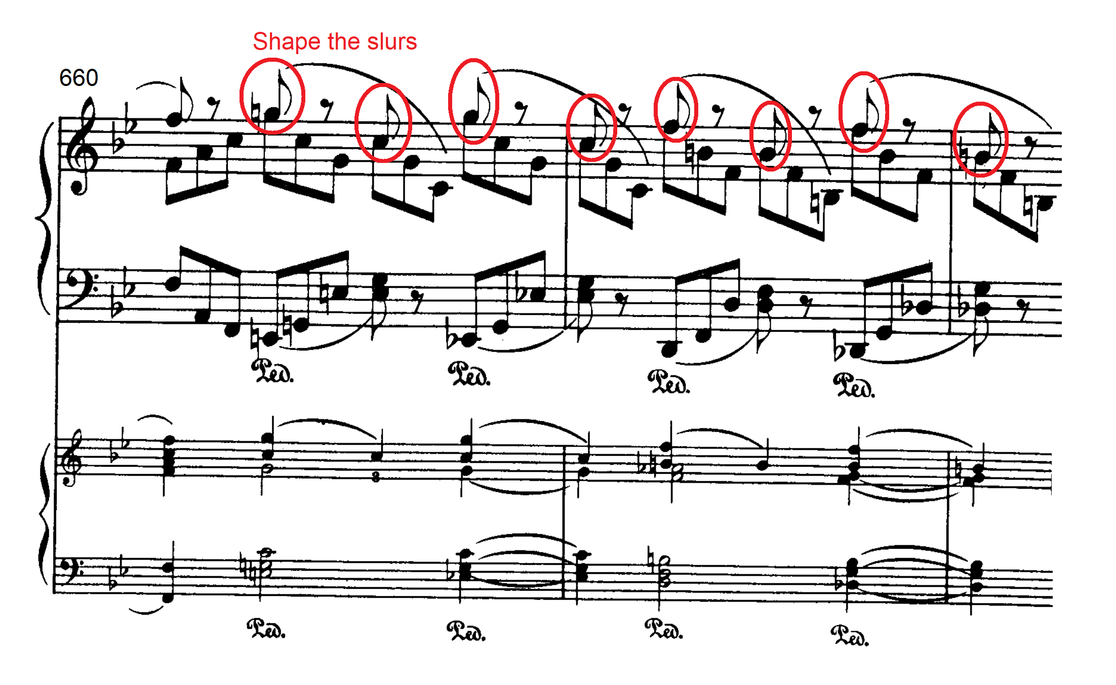 Tchaikovsky Piano Concerto No.1 Masterclass 1.13