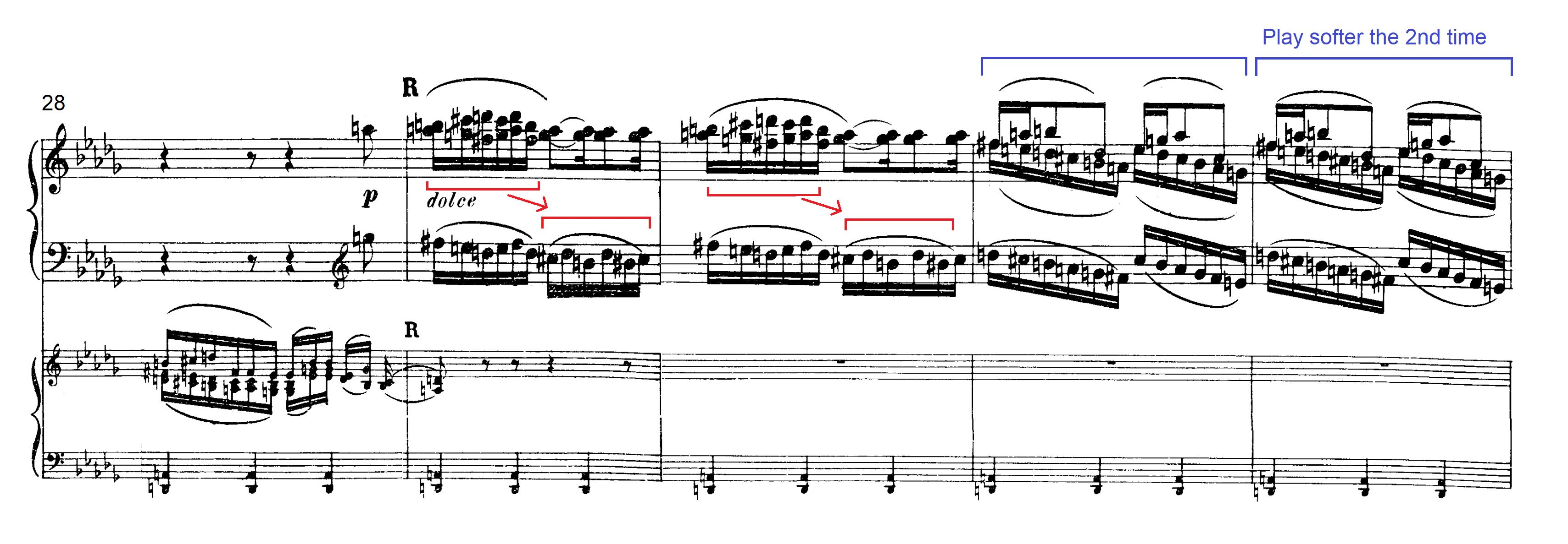 Tchaikovsky Piano Concerto No.1 Masterclass 2.2