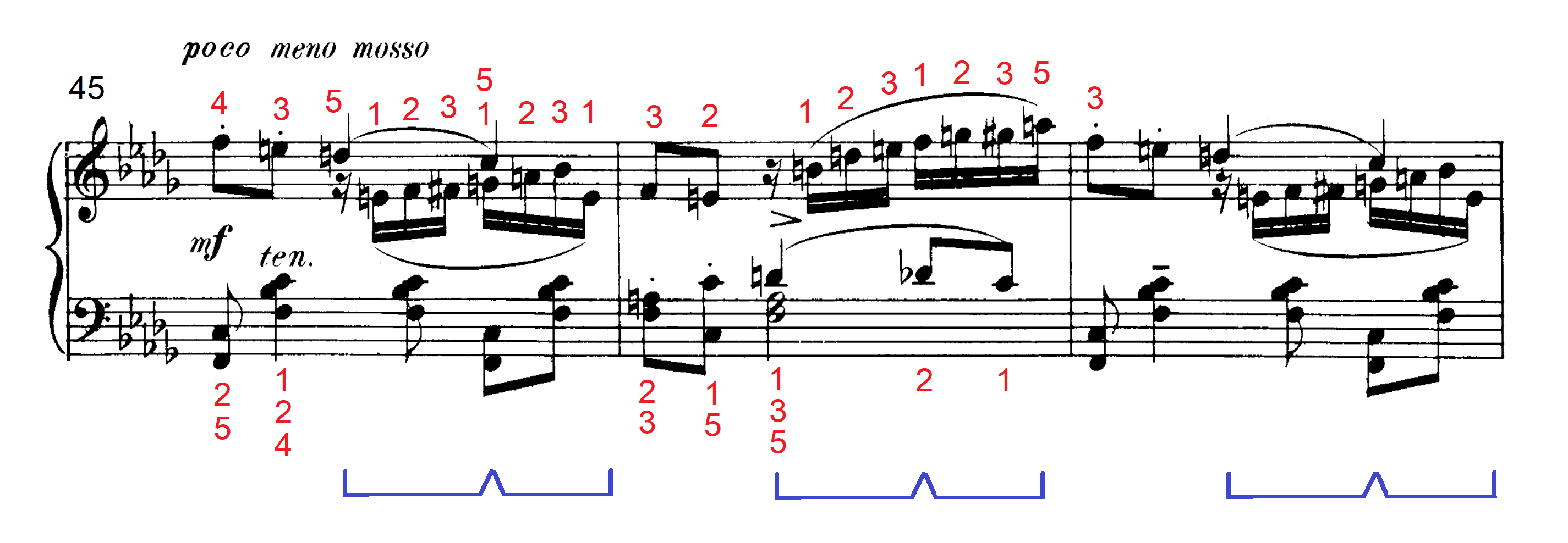 Tchaikovsky Piano Concerto No.1 Masterclass 3.3