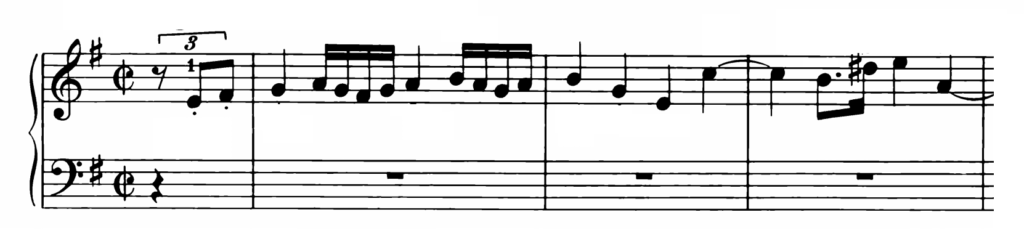 Bach Prelude and Fugue No.10 in E Minor BWV 879 Analysis 2