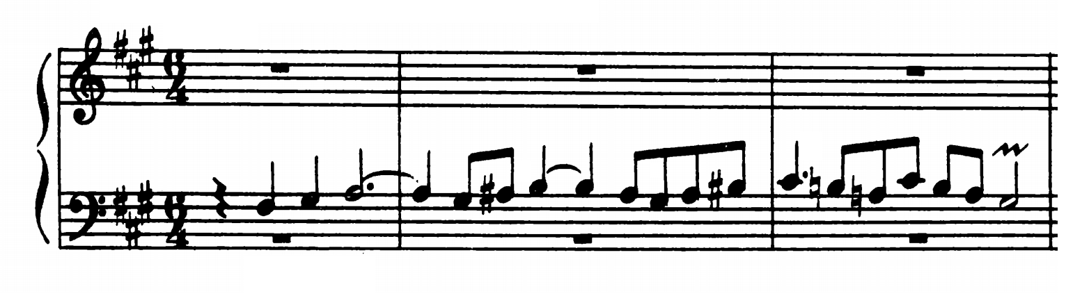 Bach Prelude And Fugue No14 In F Minor Bwv 859 Analysis