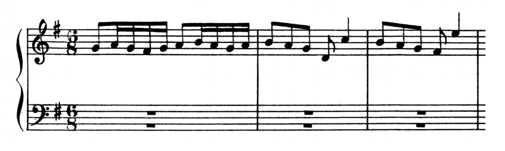 Bach Prelude and Fugue No.15 in G major BWV 860 Analysis 2