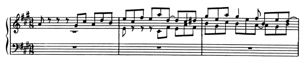 Bach Prelude and Fugue No.19 in A Major BWV 864 Analysis 2