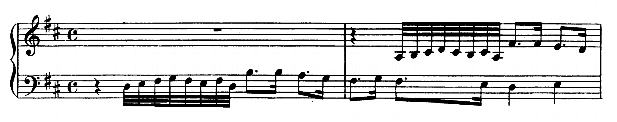 bach fugue analysis