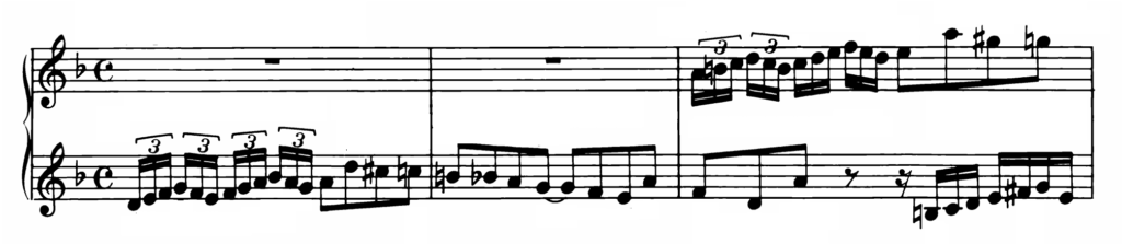 Bach Prelude and Fugue No.6 in D minor BWV 875 Analysis 2