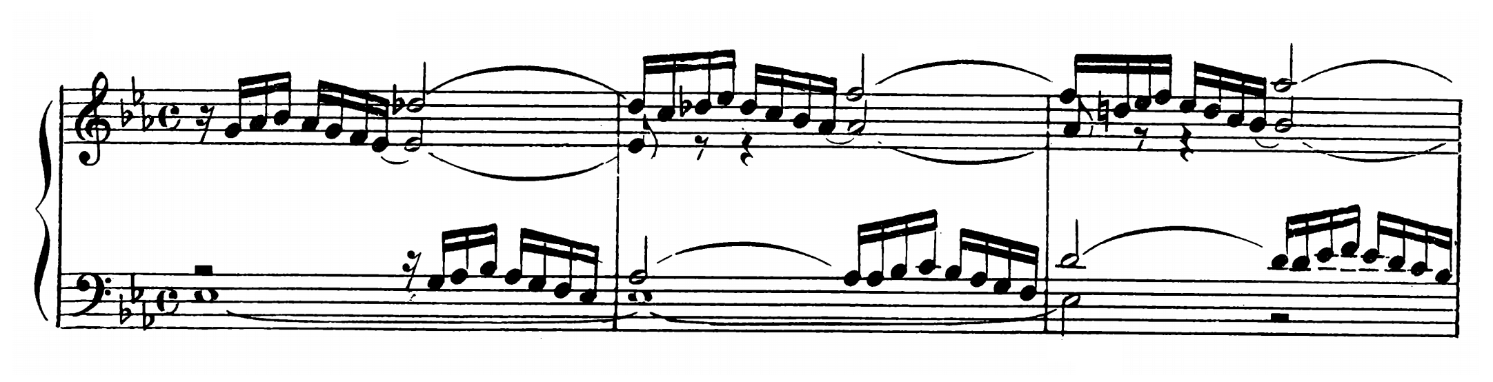 Bach Prelude And Fugue No7 In E Major Bwv 852 Analysis