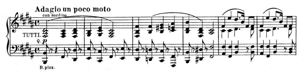 Beethoven Piano Concerto No.5 in Eb Major Op.73 Emperor Analysis 2