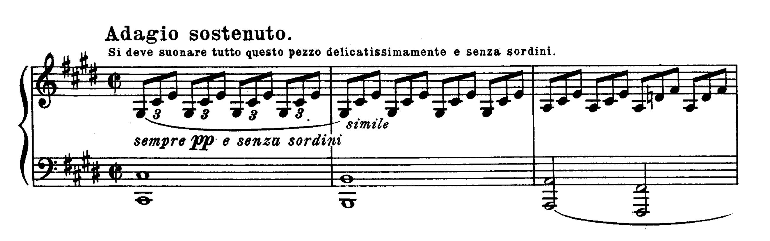 Beethoven: Piano Sonata No 14 in C# Minor