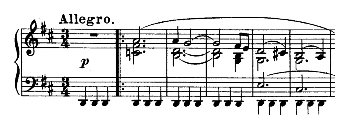 Beethoven Piano Sonata No.15 in D major, Op.28 'Pastoral' Analysis 1
