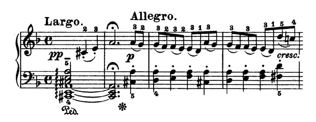 Beethoven Piano Sonata No.17 in D minor, Op.31 No.2 'Tempest' Analysis 1