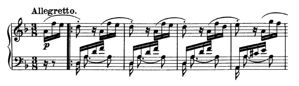 Beethoven Piano Sonata No.17 in D minor, Op.31 No.2 'Tempest' Analysis 3