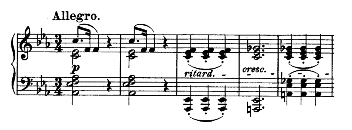 Beethoven Piano Sonata No.18 in Eb major, Op.31 No.3 'The Hunt' Analysis 1
