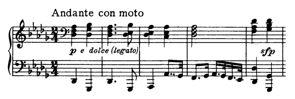 Beethoven Piano Sonata No.23 in F minor, Op.57 'Appassionata' Analysis 2