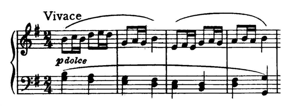 Beethoven Piano Sonata No.25 in G major, Op.79 Analysis 3