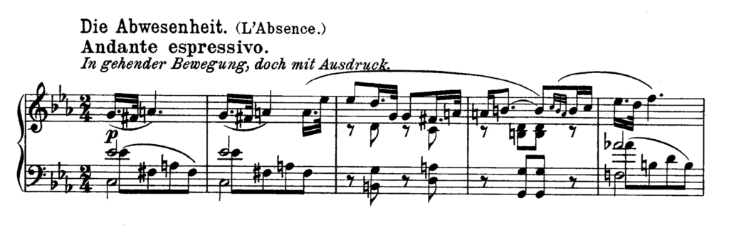 Beethoven Piano Sonata No.26 in Eb major, Op.81a 'Das Lebewohl' Analysis 2