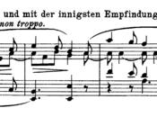 Beethoven Piano Sonata No.28 in A major, Op.101 Analysis 1