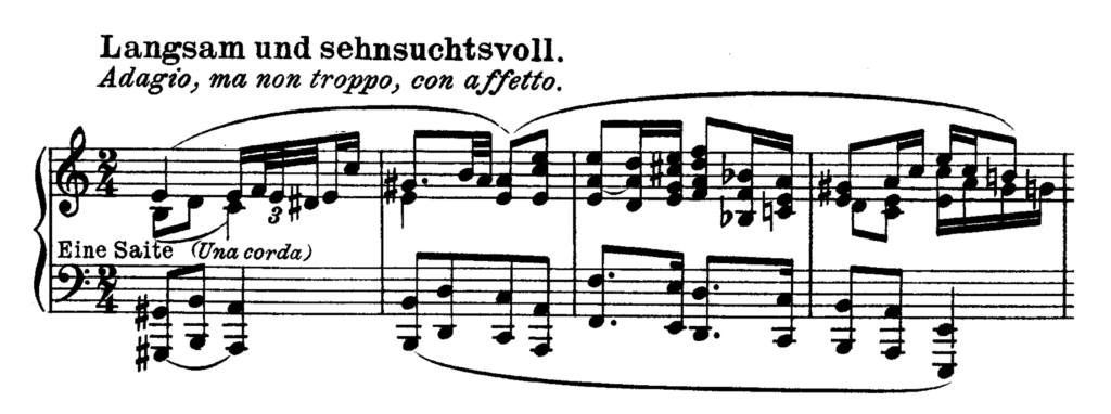 Beethoven Piano Sonata No.28 in A major, Op.101 Analysis 3
