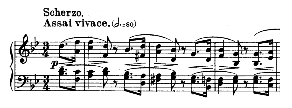 Beethoven Piano Sonata No.29 in B major, Op.106 'Hammerklavier' Analysis 2