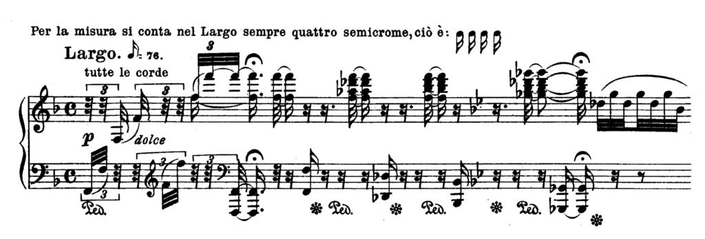 Beethoven Piano Sonata No.29 in B major, Op.106 'Hammerklavier' Analysis 4