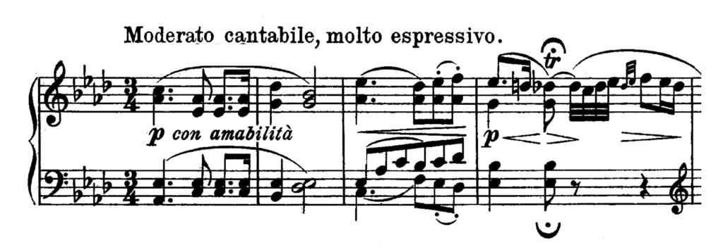 Beethoven Piano Sonata No.31 in Ab major, Op.110 Analysis 1