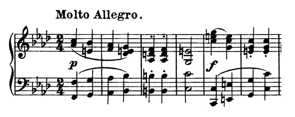 Beethoven Piano Sonata No.31 in Ab major, Op.110 Analysis 2