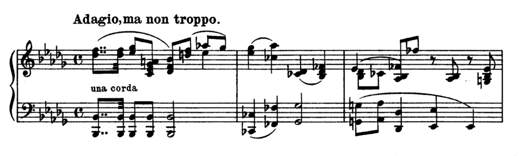 Beethoven Piano Sonata No.31 in Ab major, Op.110 Analysis 3