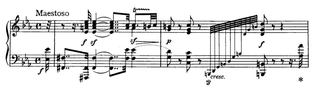 Beethoven Piano Sonata No.32 in C minor, Op.111 Analysis 1
