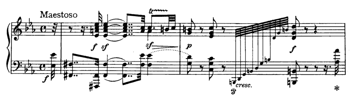 Beethoven Piano Sonata No.32 in C minor, Op.111 Analysis 1