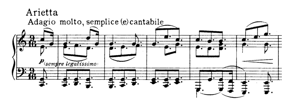 Beethoven Piano Sonata No.32 in C minor, Op.111 Analysis 2