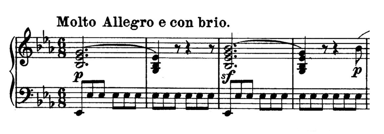 Beethoven Piano Sonata No.4 in Eb major, Op.7 Analysis 1