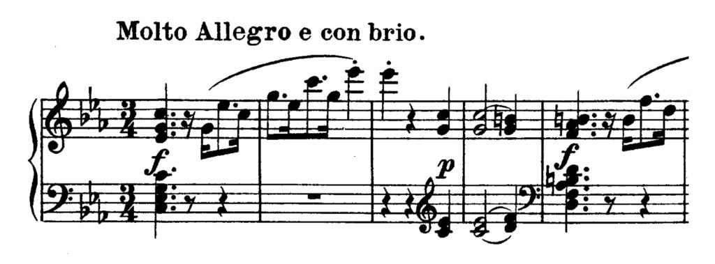 Beethoven Piano Sonata No.5 in C minor, Op.10 No.1 Analysis 1
