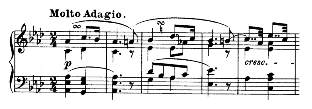 Beethoven Piano Sonata No.5 in C minor, Op.10 No.1 Analysis 2