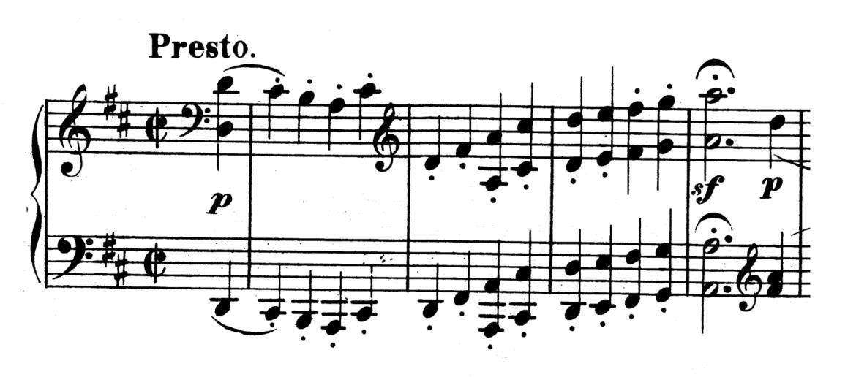 Beethoven Piano Sonata No.7 in D major, Op.10 No.3 Analysis 1