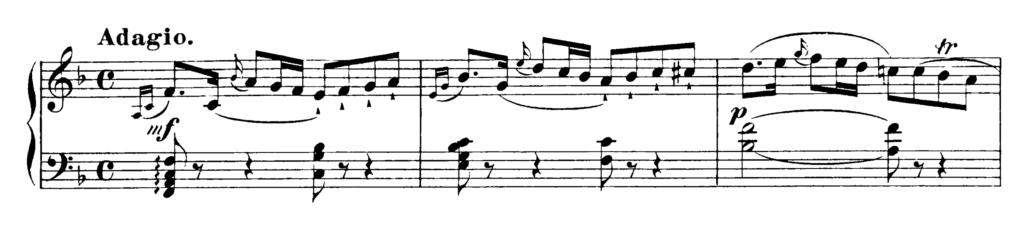 Haydn Piano Sonata in C Major Hob. XVI.35 Analysis 2