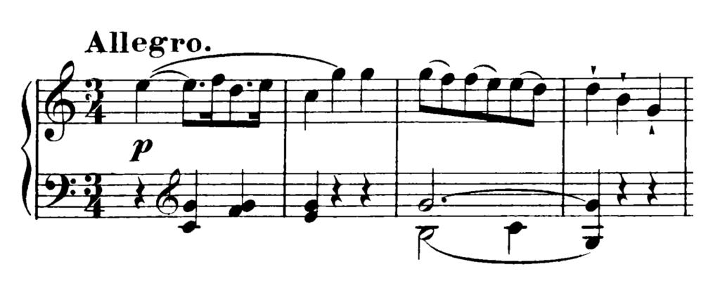 Haydn Piano Sonata in C Major Hob. XVI.35 Analysis 3
