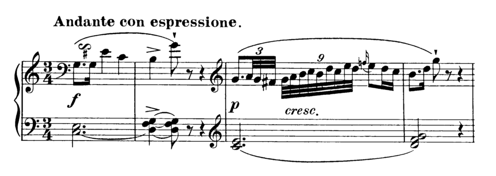 Haydn Piano Sonata in C Major Hob. XVI.48 Analysis 1