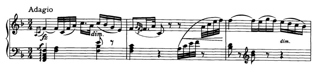 Haydn Piano Sonata in C Major Hob. XVI.50 Analysis 2