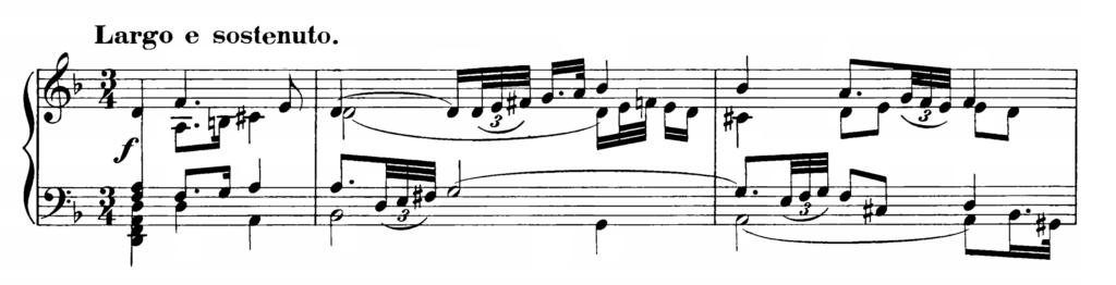 Haydn Piano Sonata in D Major Hob. XVI.37 Analysis 2