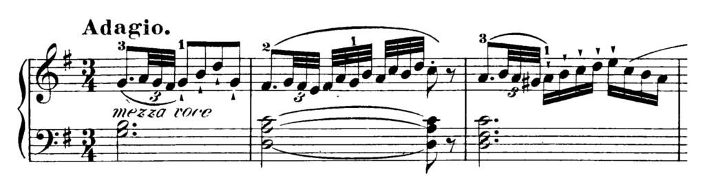 Haydn Piano Sonata in E Minor Hob. XVI.34 Analysis 2
