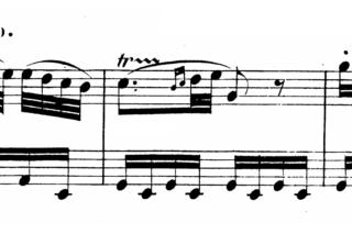 Mozart: Piano Sonata No 10 in C major, K 330 Analysis