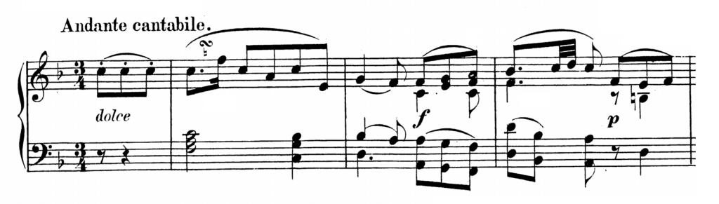 Mozart Piano Sonata No.10 in C major, K.330 Analysis 2