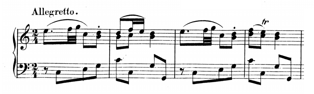 Mozart Piano Sonata No.10 in C major, K.330 Analysis 3