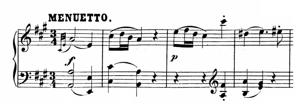 Mozart Piano Sonata No.11 in A major, K.331 Analysis 2