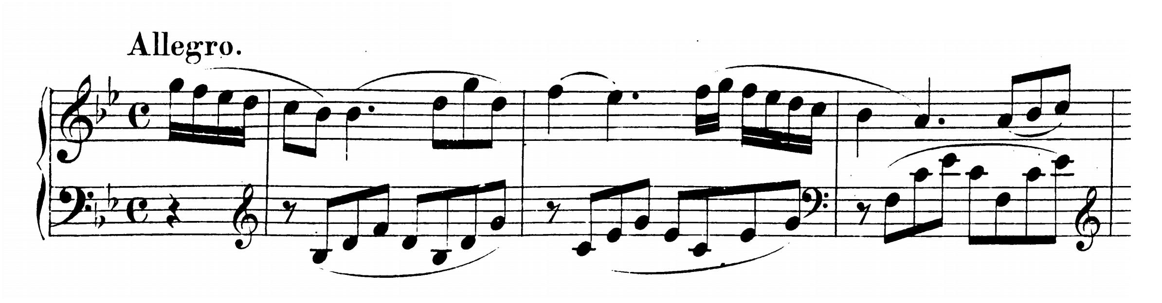 Mozart Piano Sonata No13 In B Flat Major K333 Analysis