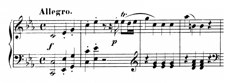 Mozart Piano Sonata No.14 in C minor, K.457 Analysis 1