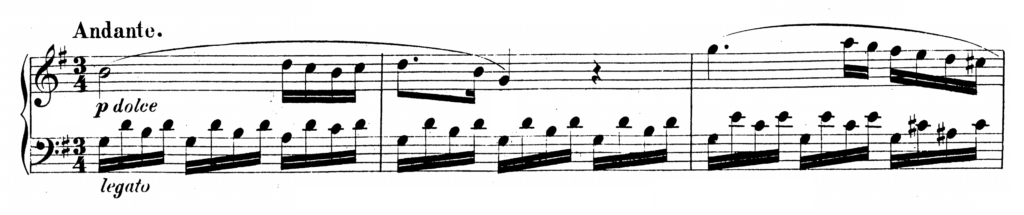 Mozart Piano Sonata No.16 in C major, K.545 Analysis 2