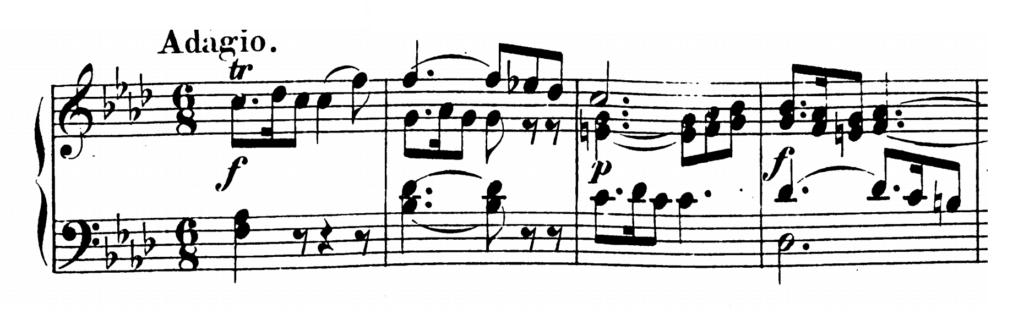 Mozart Piano Sonata No.2 in F major, K.280 Analysis 2