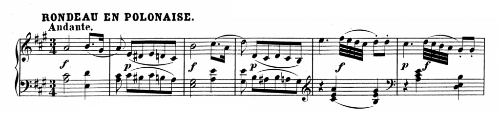 Mozart Piano Sonata No.6 in D major, K.284 Analysis 2