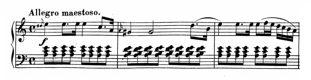 Mozart Piano Sonata No.8 in A minor, K.310 Analysis 1